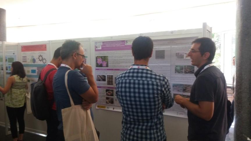 La jara de Cartagena participa en el Congreso Nacional de Biología de la Conservación dePlantas